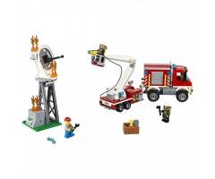 60111 Пожарный грузовик