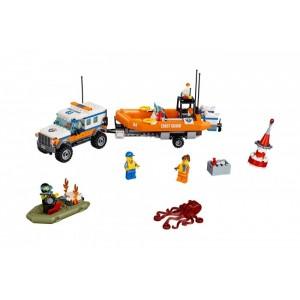 «Внедорожник 4Х4 береговой охраны» 60165