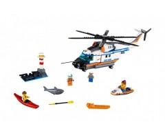 60166 Мощный спасательный вертолет