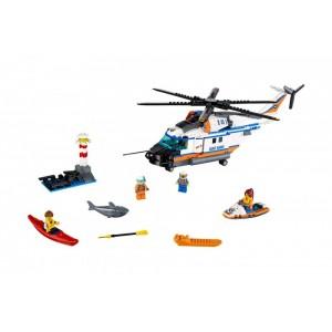 «Мощный спасательный вертолет» 60166