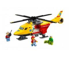 60179 Вертолёт скорой помощи