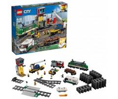 60198 Товарный поезд