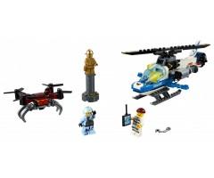 60207 Погоня дронов