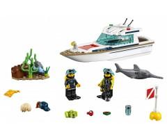 60221 Яхта для дайвинга