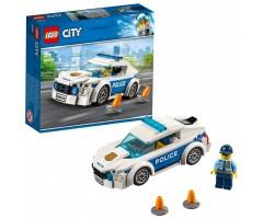 60239 Автомобиль полицейского патруля