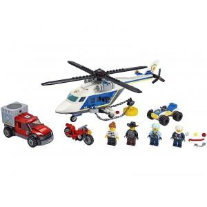 «Погоня на полицейском вертолёте» 60243