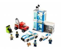 60270 Набор кубиков «Полиция»