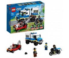 60276 Транспорт для перевозки преступников