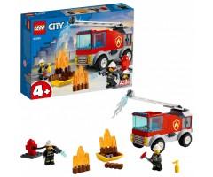 60280 Пожарная машина с лестницей