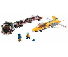60289 Транспортировка самолёта на авиашоу