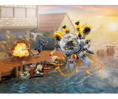 70610 Летающая подводная лодка