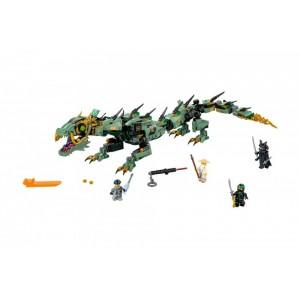 «Механический Дракон Зелёного Ниндзя» 70612