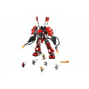 «Огненный робот Кая» 70615