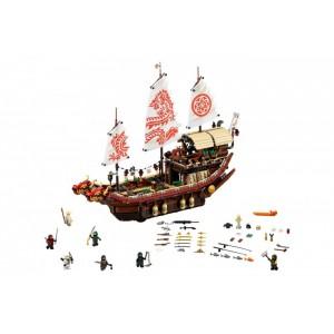 «Летающий корабль Мастера Ву» 70618