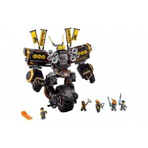 «Робот землетрясений» 70632