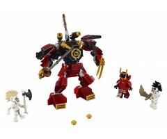 70665 Робот-самурай