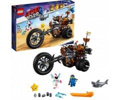 70834 Хеви - металл мотоцикл Железной бороды