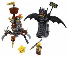 70836 Боевой Бэтмен и Железная борода