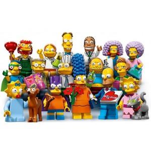 «Минифигурки LEGO Симпсоны выпуск 2» 71009