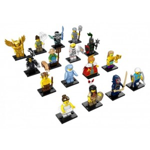 «Минифигурки LEGO, серия 15» 71011