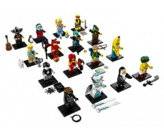 71013 Минифигурки LEGO серия 16