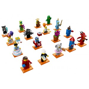 «Минифигурки LEGO Юбилейная серия» 71021