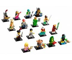 71027 Минифигурки LEGO: Серия 20