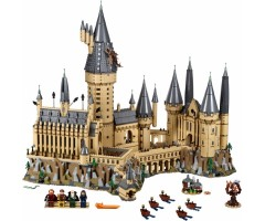 71043 Замок Хогвартс