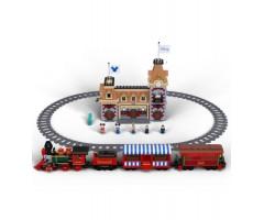 71044 Поезд и станция LEGO Disney