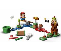 71360 Приключения вместе с Марио. Стартовый набор
