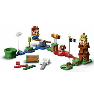 «Приключения вместе с Марио. Стартовый набор» 71360
