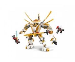 71702 Золотой робот