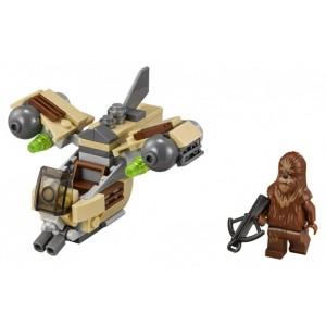«Боевой корабль Вуки» 75129