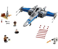Истребитель X - Wing Сопротивления