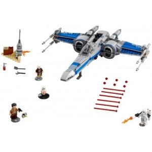 «Истребитель X - Wing Сопротивления» 75149