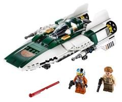 75248 Звёздный истребитель A-Wing