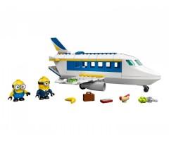 75547 Миньоны: тренировочный полет