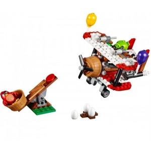 «Самолетная атака свинок» 75822