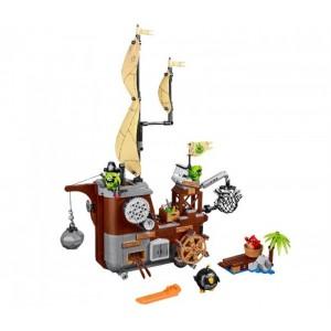 «Пиратский корабль свинок» 75825