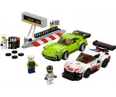 75888 Porsche 911 RSR b 911 Turbo