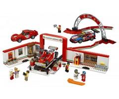 75889 Гараж Ferrari
