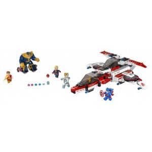«Реактивный самолёт Мстителей: космическая миссия» 76049