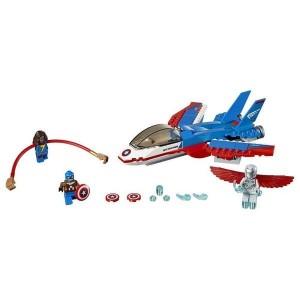 «Воздушная погоня Капитана Америка» 76076