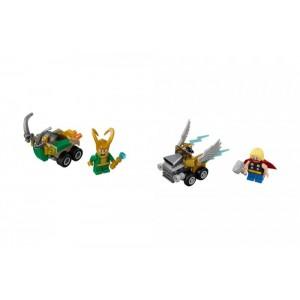 «Тор против Локи» 76091