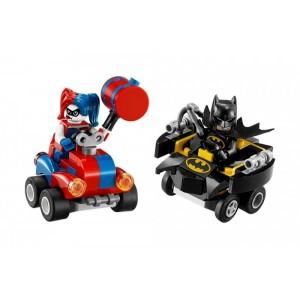 «Бэтмен против Харли Квин» 76092