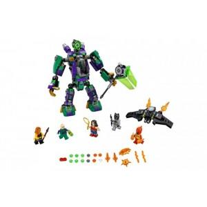 «Сражение с роботом Лекса Лютора» 76097