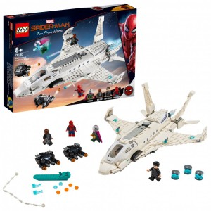 «Реактивный самолет Старка и атака дрона» 76130