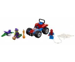 76133 Автомобильная погоня Человека-паука