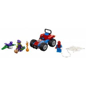 «Автомобильная погоня Человека-паука» 76133