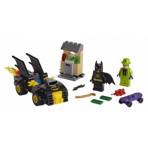 «Бэтмен и ограбление Загадочника» 76137